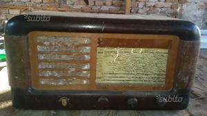2 radio anni 50