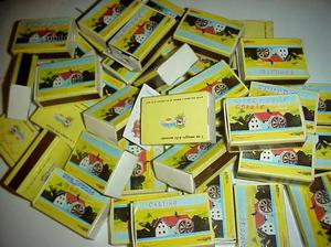 36 scatoline sorpresine sorprese Mulino Bianco