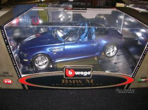 BMW Z3 M Roadster  Burago Gold Collection