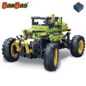 BanBao Macchina da corsa Power Truck