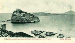 CASTELLO ALFONSO V d'Aragona - Isola d'Ischia