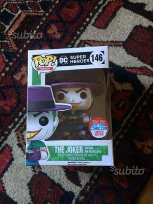 Funko pop 146 the Joker NYCC