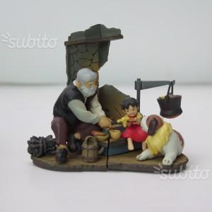 Heidi e nonno gashapon figure rara