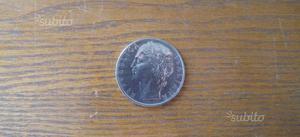 Moneta da Lire 100 Repubblica Italiana -