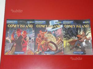"""Serie completa """"Coney Island"""" Bonelli"""