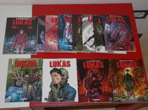 Serie completa LUKAS Bonelli editore