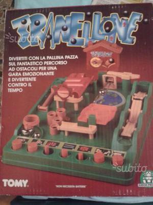 Tranellone giocattolo vintage