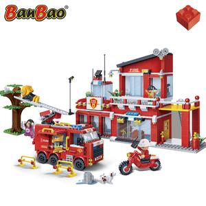 BanBao Caserma dei pompieri