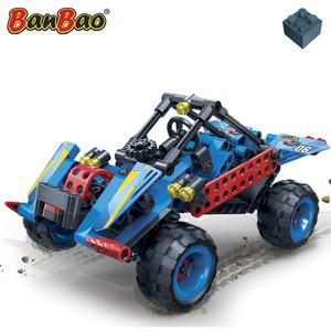 BanBao Macchina da Corsa Racer