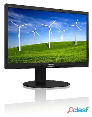 Monitor 23in led 16:9 1920x1080 231b4qpycb 1000:1 black.in -