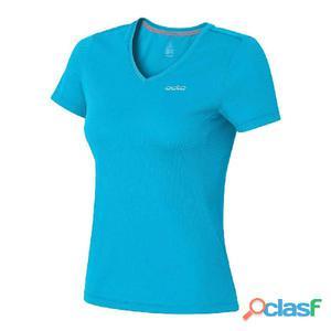 T-shirts tecniche manica corta Odlo T Shirt S/s V Neck Liv