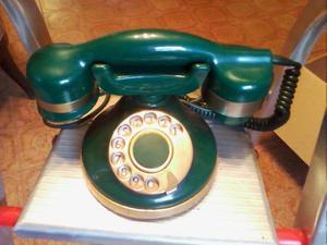 TELEFONO funzionante in stile