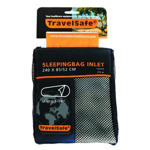 Travelsafe TS Fodera sacco a pelo mummia in microfibra