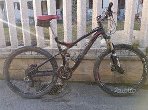 "Bici mtb specialized fsr comp 26"""