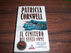 IL CIMITERO DEI SENZA NOME, di Patricia Cornwell