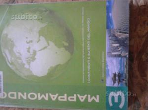 """Libro """"MAPPAMONDO 3"""" per le scuole medie"""