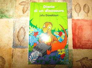 Libro per bambini: Diario di un dinosauro