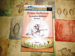 Libro per bambini: Prima ballerina