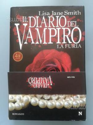 """Serie """"il diario del vampiro"""""""