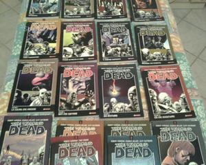 The walking dead serie completa da 1 a 22 robert k