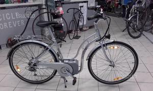 Bici elettrica beghelli usata posot class for Bici pieghevole elettrica usata