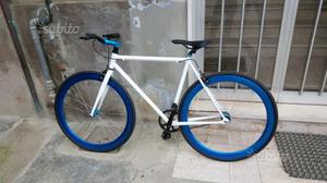 Bici fixed single speed fissa