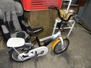 """Bicicletta per bambino 14"""""""