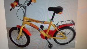 Bicicletta per bambino di 5/6 anni