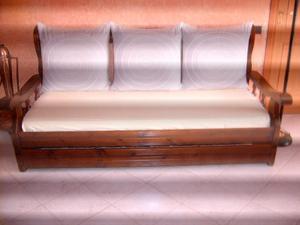 Vendo divano letto rustico posot class - Divano letto rustico ...