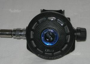 Erogatore sub scubapro g250 revisionato
