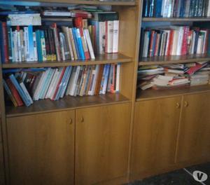 Libreria da appendere a parete color frassino posot class - Telefoni a parete ...