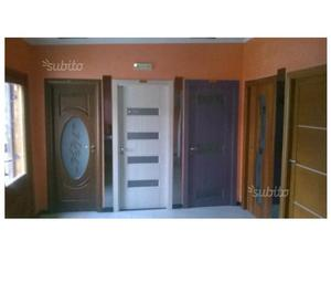 Porte in legno artigianali Maddaluno