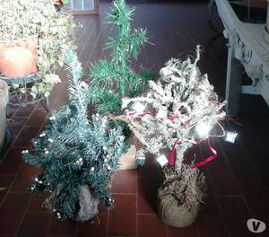 Alberelli decorativi di ferro posot class for Alberelli di natale
