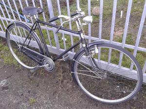 Bicicletta bianchi freni a bacchetta
