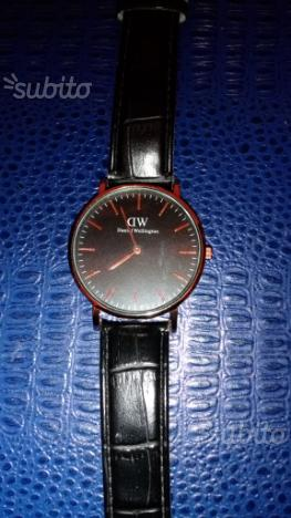 Daniel Wellington black edition