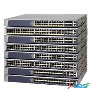 Network switch 48 porte l2+ gigabit + 4 porte sfp+ 2 porte