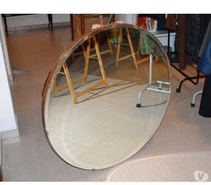 Specchio tondo illuminato antiappannamento posot class for Specchio tondo bagno