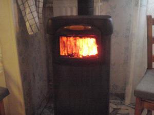 Stufa bruciatutto in ghisa comfort stove posot class for Stufa a legna argo