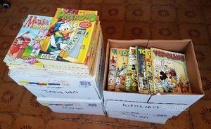 180 numeri di Topolino e Classici Disney