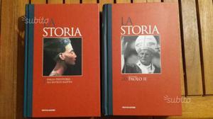 "26 libri ""La Storia """