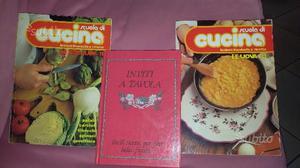 7 libri di ricette a soli 5 euro in tutto