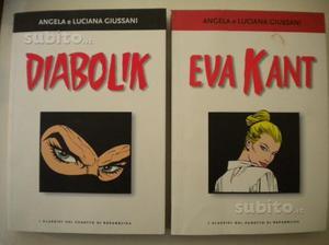Diabolik i classici del fumetto