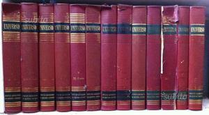 Enciclopedia universo de agostini