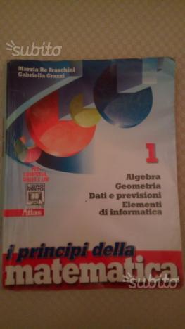 I Principi della Matematica 1 ISBN