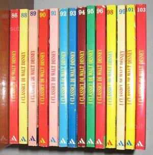 I classici di walt disney 94 numeri