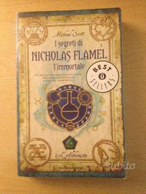 I segreti di Nicholas Flamel - L'Alchimista