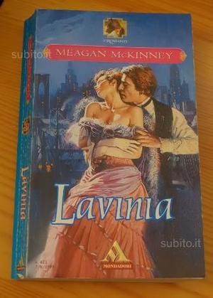 LAVINIA di MEAGAN McKINNEY - I ROMANZI
