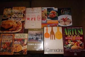 Libri di ricette di cucina
