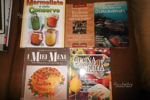Libri di ricette gastronomiche