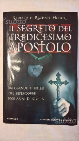 R. E R. HELLER Il segreto del tredicesimo apostolo